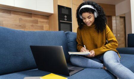 Virtual education for children